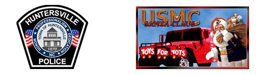 HPD and Toys for Tots Logo
