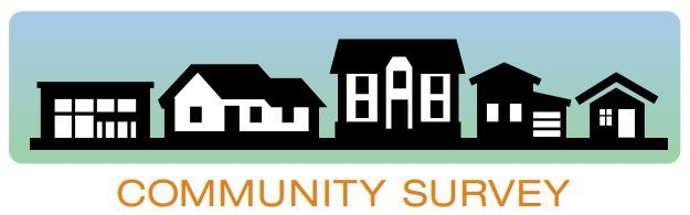 Community Survey Logo